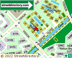 SYMPHONY SUITES | Location & Map