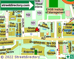 BALESTIER CENTRE | Location & Map