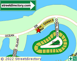 THE VILLAS @ SENTOSA COVE | Location & Map