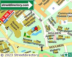 SOLEIL @ SINARAN | Location & Map