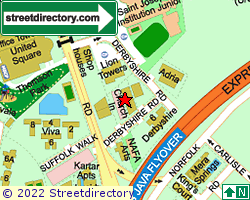 DERBYSHIRE COURT | Location & Map