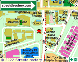 IRESIDENCES | Location & Map