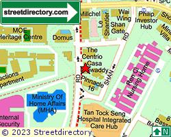 CASA IRRAWADDY | Location & Map