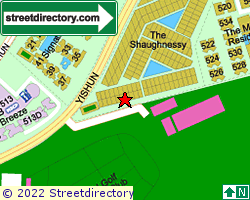 THE SHAUGHNESSY | Location & Map