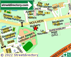 MULBERRY TREE | Location & Map