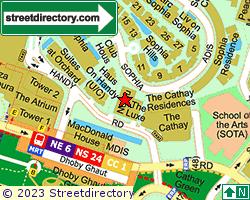 NOMU | Location & Map