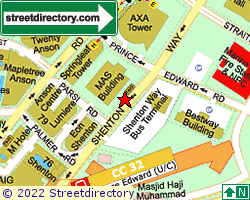 EON SHENTON | Location & Map