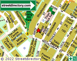 TELOK AYER CONSERVATION AREA | Location & Map