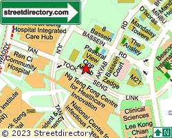 AKYAB APARTMENTS | Location & Map