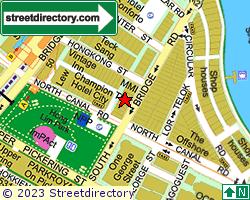 GOLDEN CASTLE BUILDING | Location & Map