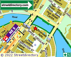 THE RIVERWALK | Location & Map