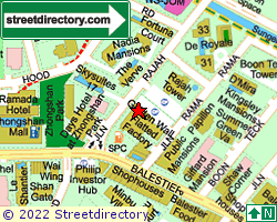 GOLDEN WALL FLATTED FACTORY | Location & Map