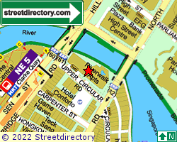 RIVERWALK APARTMENT | Location & Map