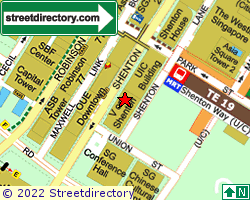 V ON SHENTON | Location & Map