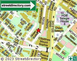 WILKIE REGENCY | Location & Map
