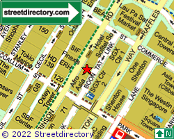 ROBINSON CENTRE | Location & Map