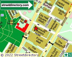 EXCELSIOR HOTEL AND SHOPPING CENTRE | Location & Map