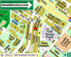 SELEGIE CENTRE | Location & Map
