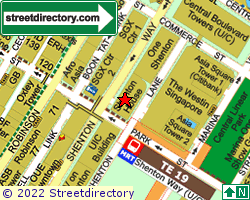 SHENTON HOUSE | Location & Map