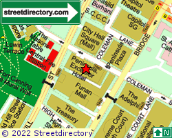 PENINSULA HOTEL AND SHOPPING CENTRE | Location & Map