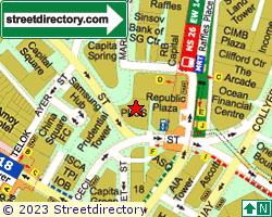 PLAZA VENTURE | Location & Map