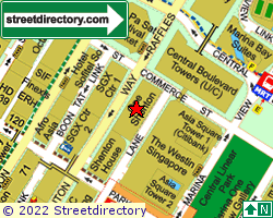 ONE SHENTON | Location & Map