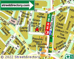 MALACCA CENTRE | Location & Map