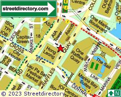 JOHN HANCOCK TOWER | Location & Map