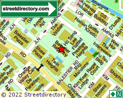 BALESTIER REGENCY | Location & Map