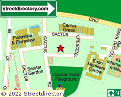 SELETAR GARDEN | Location & Map