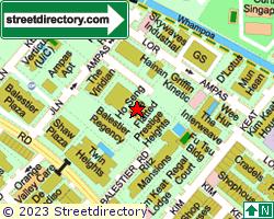 HO SENG LEE FLATTED WAREHOUSE | Location & Map