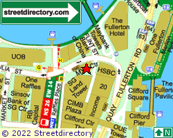 STRAITS TRADING BUILDING | Location & Map