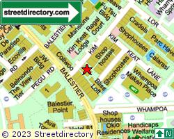 KIM KEAT GARDENS | Location & Map
