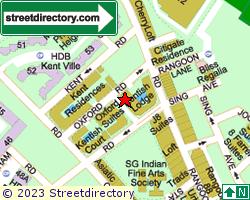 KENTISH LODGE | Location & Map