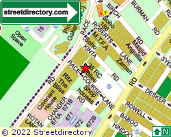 CITY STUDIOS | Location & Map