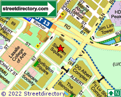 SIM LIM SQUARE | Location & Map