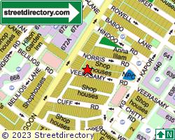 SANTA GRAND HOTEL LITTLE INDIA | Location & Map