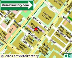 BLK 231, Bain Street | Location & Map