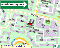 Blk 152B, Bishan Street 11 | Location & Map