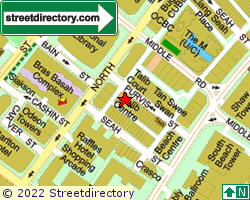 TALIB CENTRE | Location & Map