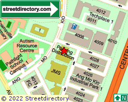 ANG MO KIO INDUSTRIAL PARK 1 | Location & Map