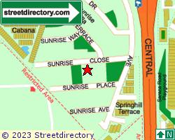 SUNRISE VILLA | Location & Map
