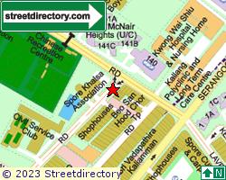 1953 | Location & Map
