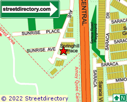 SPRINGHILL TERRACE | Location & Map