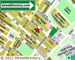 DESKER ROAD CONSERVATION AREA | Location & Map