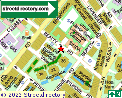STURDEE RESIDENCES | Location & Map