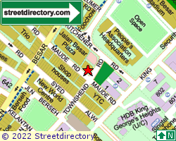 TOWNSHEND BUILDING | Location & Map
