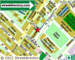 PETAIN RD/TYRWHITT RD CON AREA | Location & Map