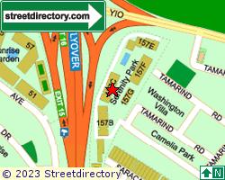 SERENITY PARK | Location & Map