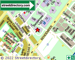 BLK 10A, Bendemeer Road | Location & Map